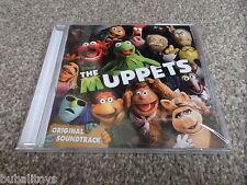 Walt Disney The Muppets Movie Soundtrack 31 Trk 2011 OST CD RARE NEW! Olly Murs