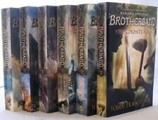 BROTHERBAND CHRONICLES Series by John Flanagan PAPERBACK Collection Books 1-6