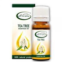 100% NATURAL Essential OIL Tea Tree - Melaleuca alternifolia - 10ml Pure Oil
