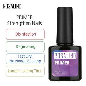 Nail Prep Dehydrator & Acid-Free Primer for Acrylic Gel Nail Polish 10ml