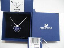 Swarovski Oceanic Pendant Purple/Clear Crystal Authentic MIB - 5020050