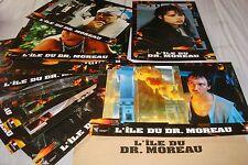L' ILE DU Dr. MOREAU ! m brando jeu photos cinema lobby cards fantastique