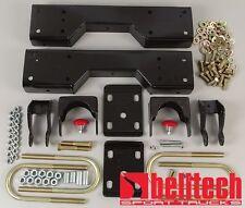 "Belltech 88-98 Silverado C2500/SS 454 6"" Flip Kit with C-Notch"