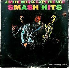"""JIMI HENDRIX EXPERIENCE """"Smash Hits"""" Vinyl LP - 1970 Reprise MS-2025 - VG+ / VG"""