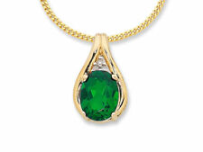 Emerald Yellow Yellow Gold Fine Jewellery