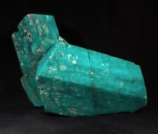 2 Large vibrant Amazonite Crystals from Crystal Peak, Colorado - 570 grams