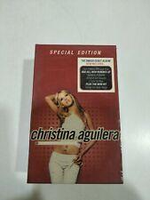 CHRISTINA AGUILERA xtina SPECIAL EDITION RARE 2 CASSETTE INDIA Nov 2000