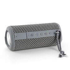 Jonter BTS-WP-M80F-GN Portable Wireless Bluetooth Waterproof Speaker - Grey