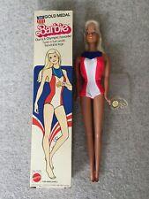 Vintage Barbie Gold Medal  7378 von 1975 SEHR SELTEN