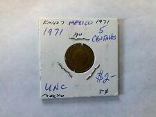Mexico 1971 5 Centavos