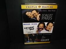 Forget Paris/Fathers Day/My Giant (DVD, 2006, 2-Disc Set, Dual Side) B209/B138