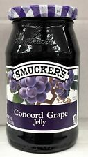 Smucker's Concord Grape Jelly 18 oz Smuckers
