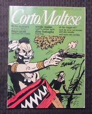 1986 CORTO MALTESE Italian Comic Magazine #12 FN- 5.5 Hugo Pratt - Milo Manara