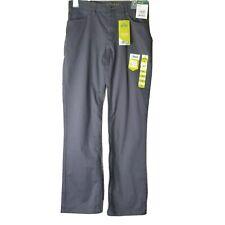 Lee X-Treme Komfort Jungen 16R Dunkelgrau Slim Jeans Grau Neu