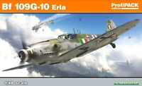 Eduard Profipack 1:48 Messerschmitt Bf 109G-10 Erla Aircraft Model Kit