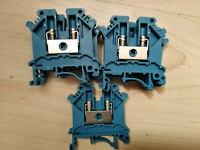 Phönix Contakt UK5 blau Art.3004090 Durchgangsklemme Reihenklemme Schraubklemme