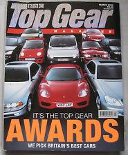 Top Gear 03/2000 featuring Porsche, Alfa Romeo, BMW, Volvo, Fiat, VW, Skoda