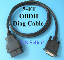 Brand New OBD2 OBDII Main Test Data Cable for SEEKONE SK860 Scanner Code Reader