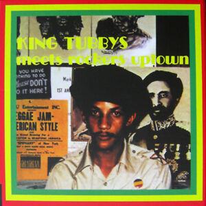 "Augustus Pablo - King Tubby Meets Rockers Uptown 3 x 10"" LP BOX SET DUB RECORD"