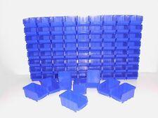 80 Stapelboxen Gr. 2 Stapelkästen Stapelkisten Lagerboxen 76x103x175mm Posten