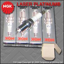 NGK SPARK PLUG SET VAUXHALL ASTRA J MK6 1.6 TURBO (2009-2014) ZFR6BP-G(1748)x4