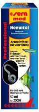 Sera med Professional Nematol Arzneimittel für Zierfische- 50ml