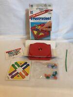 MB Games Travel Frustration 1986 Edition Vintage Complete