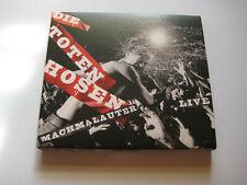 2-CD - Die Toten Hosen - Machmalauter Live
