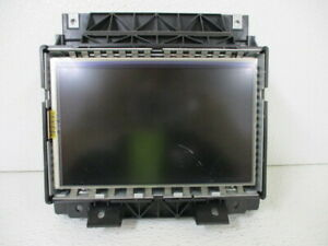 """2013 Land Rover LR2 7"""" Media Information Touch Screen Display OEM LKQ"""