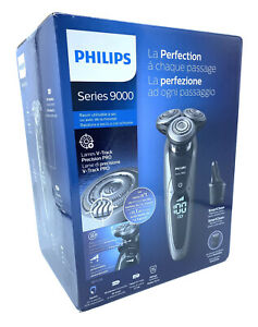 Philips Series 9000 S9711/32 Rasierer inkl. Bartstyler & Reinigungsstation - NEU