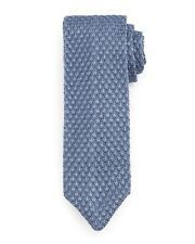 $290+Tax TOM FORD Diamond Weave Knit Tie **RARE STYLE**