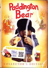 Paddington Bear: Collectors Edition (DVD, 2014, 3-Disc Set) NEW All 56 Episodes