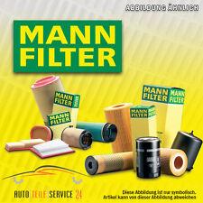 Mann-Filter org Inspektionspaket Filtersatz Ölfilter Opel Combo Corsa 1.0 1.4