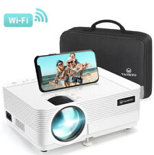 VANKYO Leisure 470 Mini Projector with Synchronize Smart Phone Screen, Full HD 1