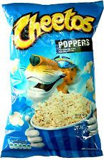 Lays Cheetos Poppers Pop Corn Popcorn with Salt Snacks 6 packs x 45g