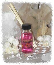 DIFFUSEUR Parfum Ambiance FRAISE Sauvage Fabrication Française Artisanale 60ml