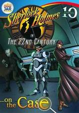 Sherlock Holmes In The 22Nd Century On The Case 10 Eps (1 DVD)