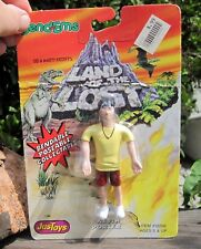 1990s Justoys Bend-Ems Sid&Marty Kroff's Land of the Lost Figure Kevin PorterMOC
