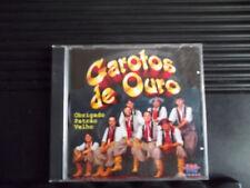 Garotos De Ouro  Obrigado Patrao Velho CD 1999 Brazil