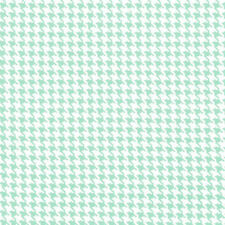 Michael Miller Tiny Houndstooth turquoise 100% Coton FQ Fat Quarter CX4835-SEA
