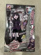 Monster High Frights Camera Action ELISSABAT Hauntlywood Doll New