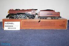 Lionel 6-8210 Joshua Lionel Cowen 4-6-4 Hudson Steam Locomotive & Tender **