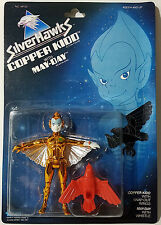 Vintage 1986 Kenner Silverhawks Copper Kid MOSC in Excellent Condition!