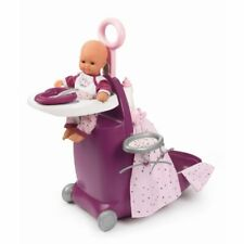 Smoby Baby Nurse poupées-Lit d/'appoint et table à langer 2in1 avec poupée anstellbett