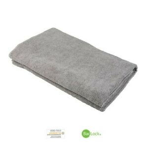 4 New Norwex Bath Towels, Graphite Luxurious Full Size