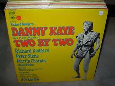 RICHARD RODGERS / DANNY KAYE two by two ( soundtrack ) -  SEALED -