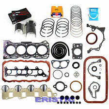 89-95 1.6 L GEO TRACKER SUZUKI SIDEKICK 8V RE-RING KIT