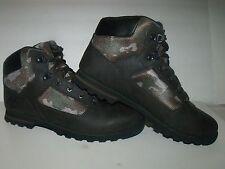 Timberland EK Riverton Mens Casual HIKING Boot (Brown/Black/Camo)NEW Men Sz 12