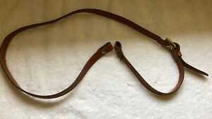 Dooney and Bourke Leather Shoulder Bag Replacement Strap