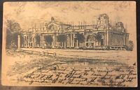Vintage Postcard Collection 1904, Palace Of Electricity Worlds Fair St. Louis MO